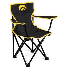 University of Iowa Team Logo Toddler Chair