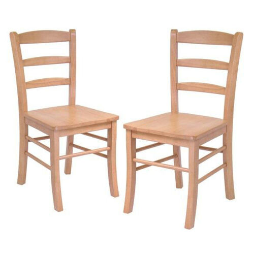 Our Ladder Back Chair-Set of 2 is on sale now.