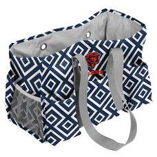 Chicago Bears Team Logo Double Diamond Junior Carry All Caddy