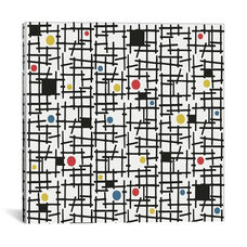 Spot The Dot by Hemingway Design Gallery Wrapped Canvas Artwork