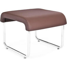 Uno Backless Seat - Brown