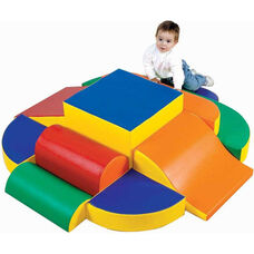 Multicolor Playtime Island