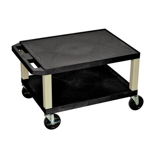 Tuffy Plastic Cart with Putty Legs