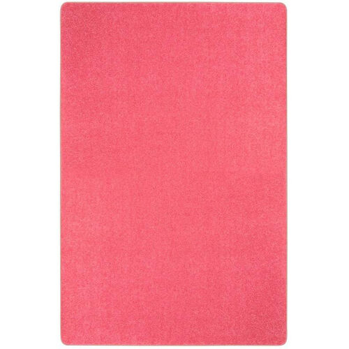 Our Kid Essentials Just Kidding Polyester Rug with Actionbac Backing - Hot Pink - 144