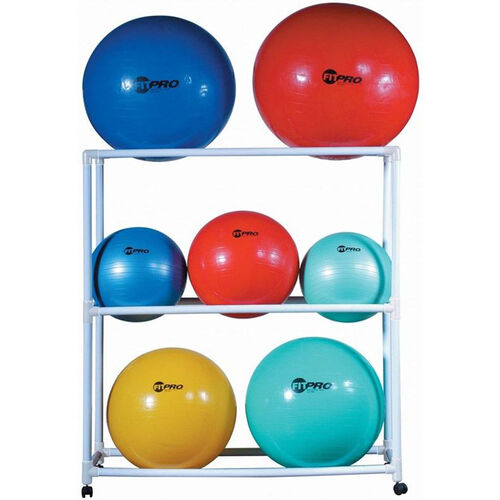 Our Ball Storage Rack is on sale now.
