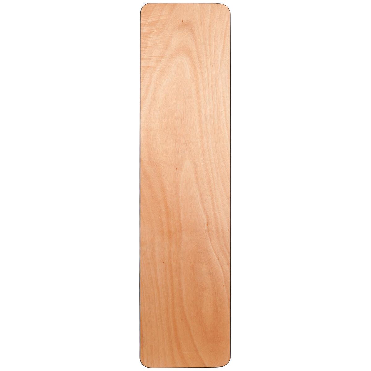 18 X 72 Rectangular Wood Folding Training Seminar