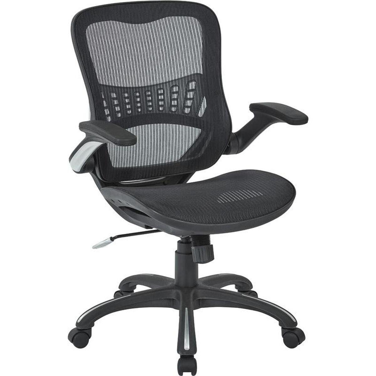 Work Smart Black Managers Chair 69906 3 Bizchair Com