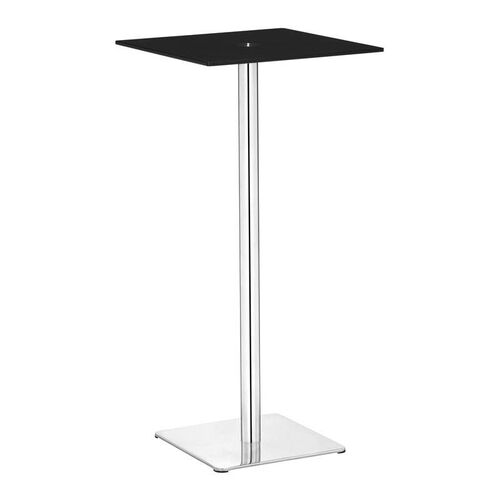 Our Dimensional Bar Table in Black is on sale now.