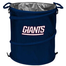 New York Giants Team Logo Collapsible 3-in-1 Cooler Hamper Wastebasket