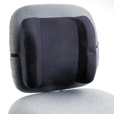 Safco® Remedease High Profile Backrest - 123/4w x 4d x 13h - Black