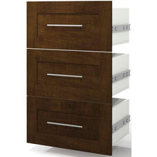 Pur 3-Drawer Set for 25