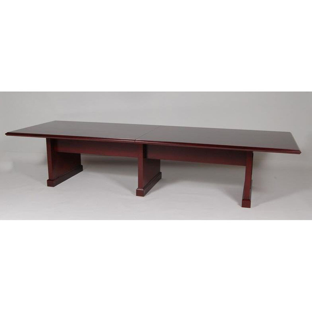 Mahogany Conference Table MH Bizchaircom - 144 conference table