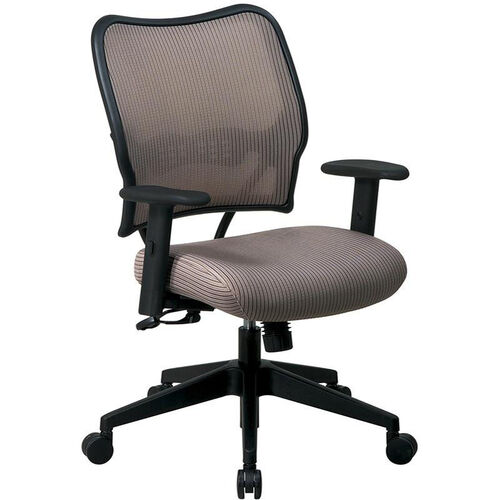 Our Space VERA Series Deluxe Task Chair with VeraFlex Back - Latte is on sale now.