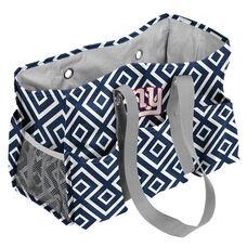 New York Giants Team Logo Double Diamond Junior Carry All Caddy
