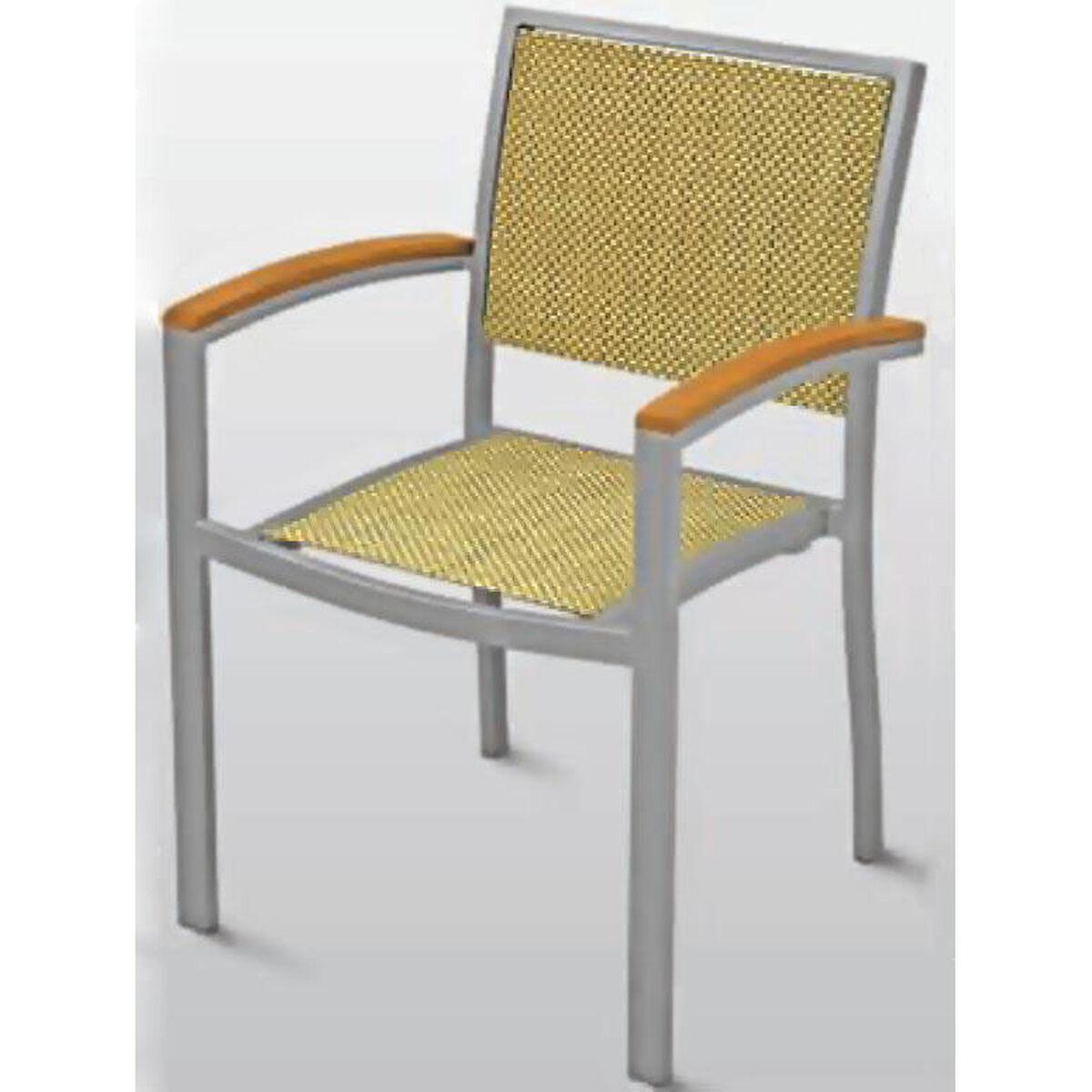 Stacking Arm Chair Outdoor Al 5624 70tw0077 Bizchair Com