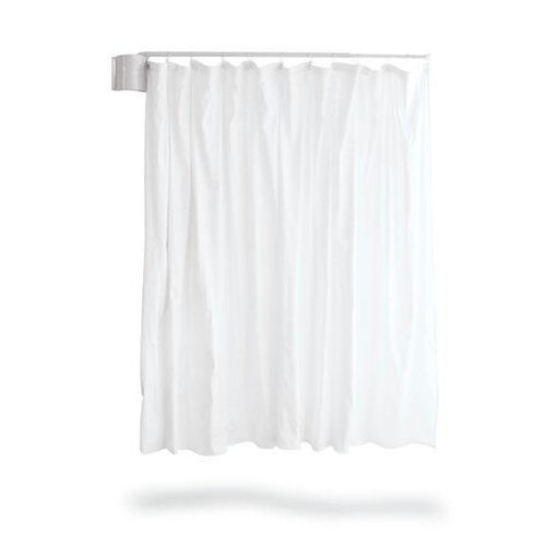 Telescopic Curtain Complete With Standard White Vinyl