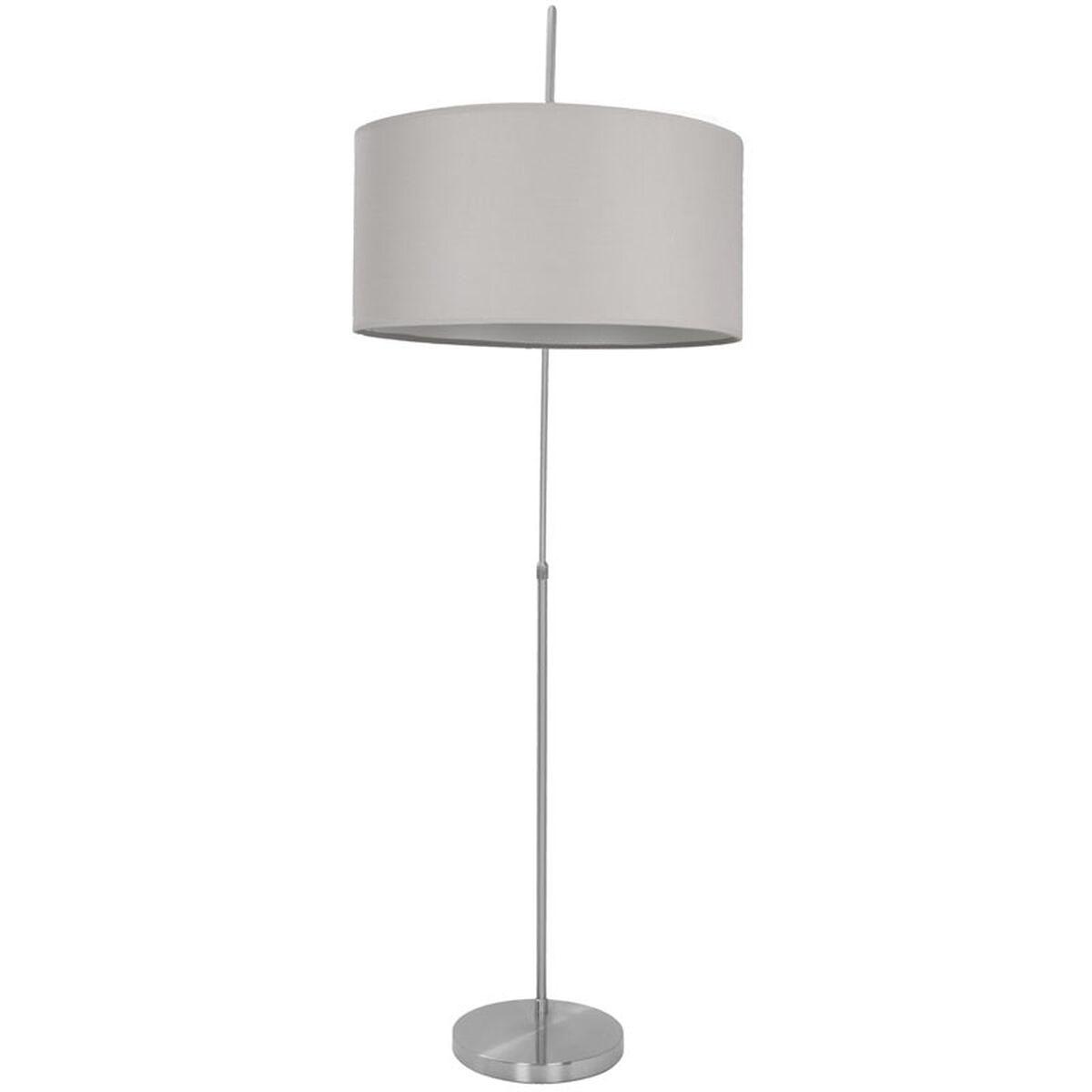 Salon Grey Floor Lamp Ls L Salflr Gy Bizchair Com