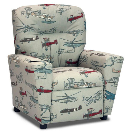 Our Kids Vintage Air - Pewter Recliner is on sale now.