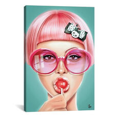 Cool by Giulio Rossi Gallery Wrapped Canvas Artwork