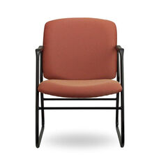 Monterey II 400 Series Arm Sled Base Guest Chair