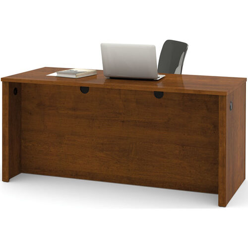Our Embassy Executive Desk with Dual Half Pedestals and Drawers - Tuscany Brown is on sale now.