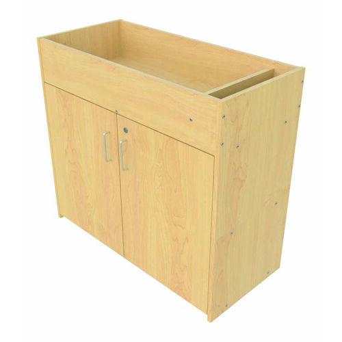Our Infant Changing Table with Locking Storage Base - Assembled is on sale now.