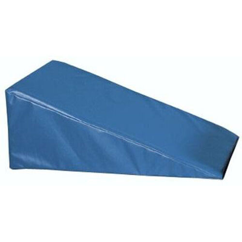 Our Anti Slip 20 Degree Wedge Positioning Bolsters - Medium Blue Vinyl is on sale now.