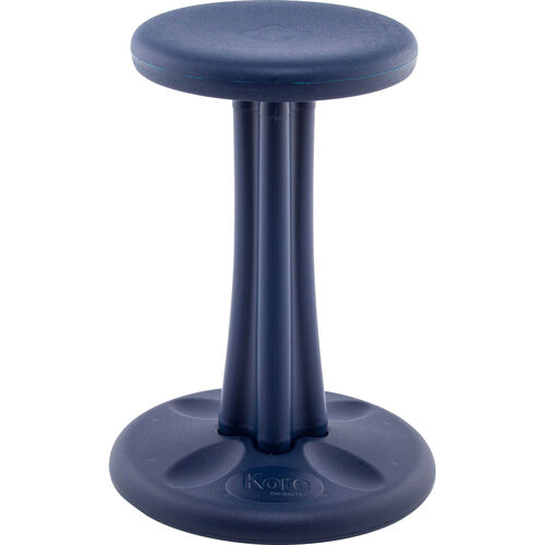 "Our Pre-Teen Antimicrobial Kore™ Active 18.7"" Seat Height Chair - Dark Blue is on sale now."