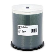 Verbatim 52X 80 Min. Silver Cd-R - Pack Of 100