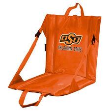 Oklahoma State University Team Logo Bi-Fold Stadium Seat