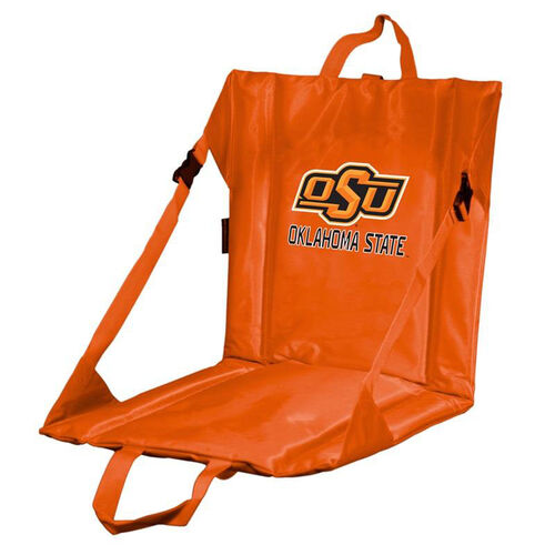 Our Oklahoma State University Team Logo Bi-Fold Stadium Seat is on sale now.