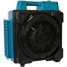 X-2380 Pro Clean Eco Filter Mini Air Scrubber with 3 Stage Filtration Purifier System and 1/2 HP