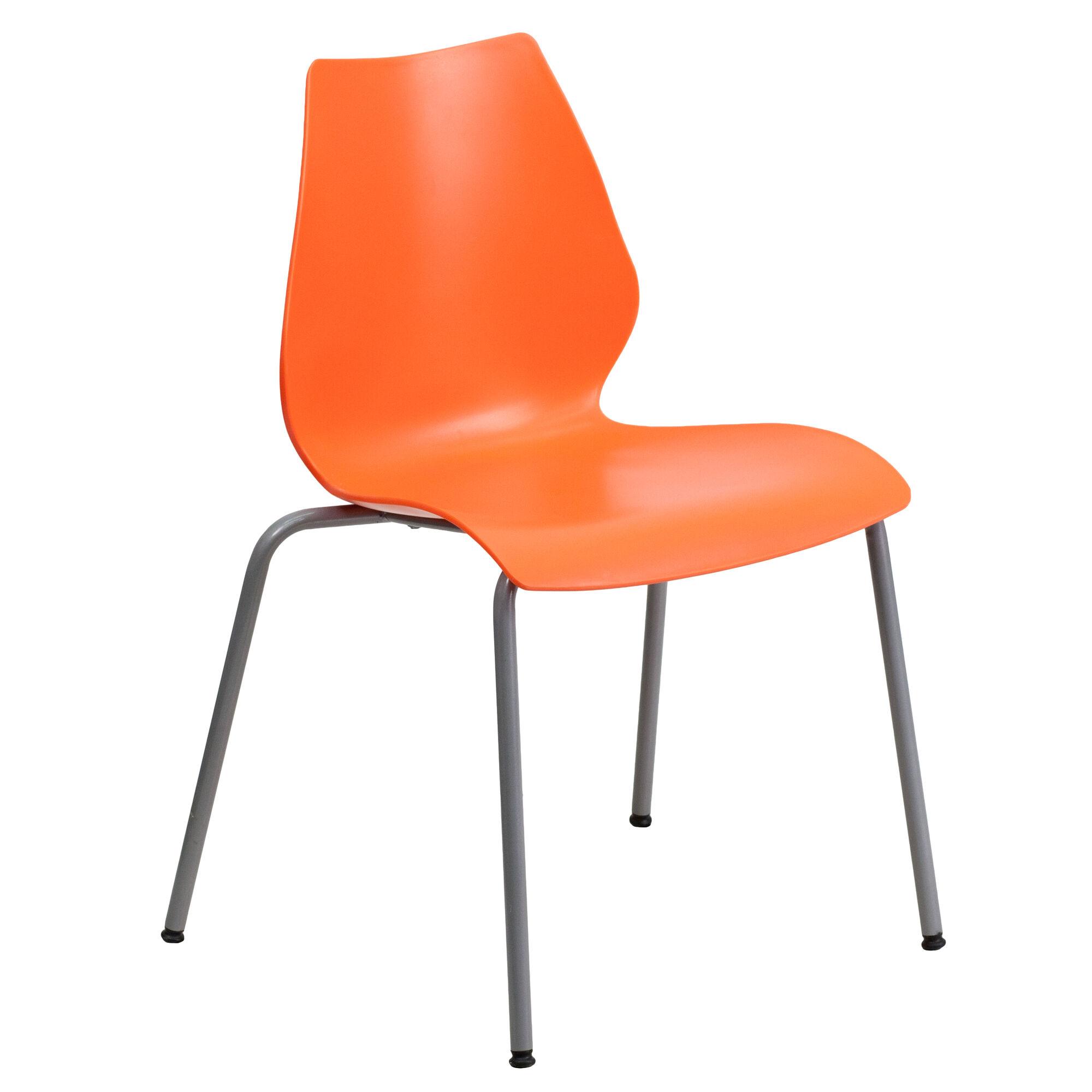 Flash Furniture Rut 288 Orange Gg Bizchair Com