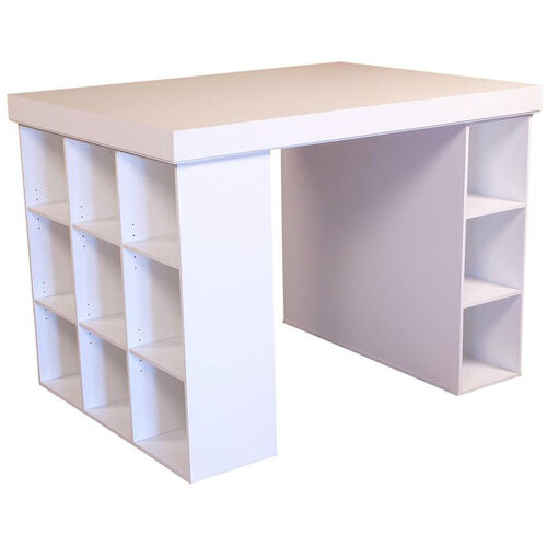 Our Project Center With 1 Bookcase & 3 Bin Cabinet is on sale now.
