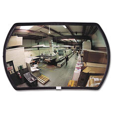 See All® 160 degree Convex Security Mirror - 24w x 15