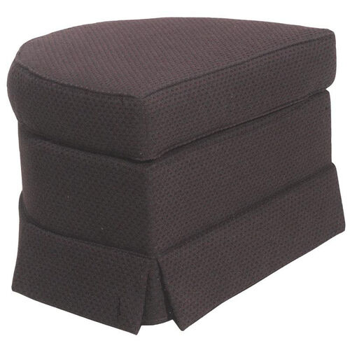 Our 5014 Half Moon Ottoman w/ Skirt - Grade 1 is on sale now.