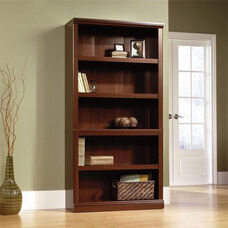 Select Collection 69.75''H Bookcase with Adjustable Shelves - Select Cherry