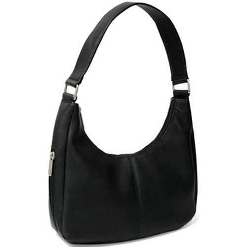 Our Hobo Bag - Colombian Vaquetta Leather - Black is on sale now.