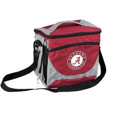 University of Alabama Team Logo 24 Can Cooler