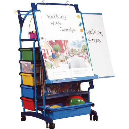 Our Premium Royal Inspiration Station - Teaching Easel is on sale now.