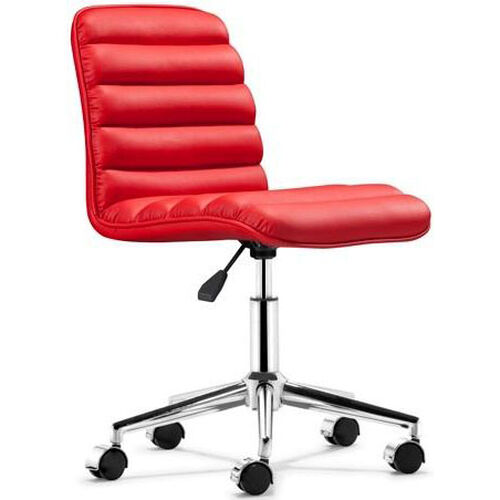 Our Admire Office Chair in Red is on sale now.