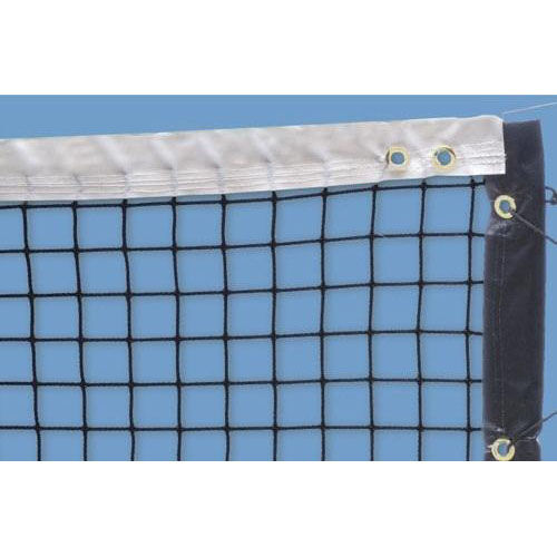 QuickStart Vinyl Coated Headband Tennis Net