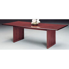 Quick Ship Vitality Transitional Rectangular Conference Table