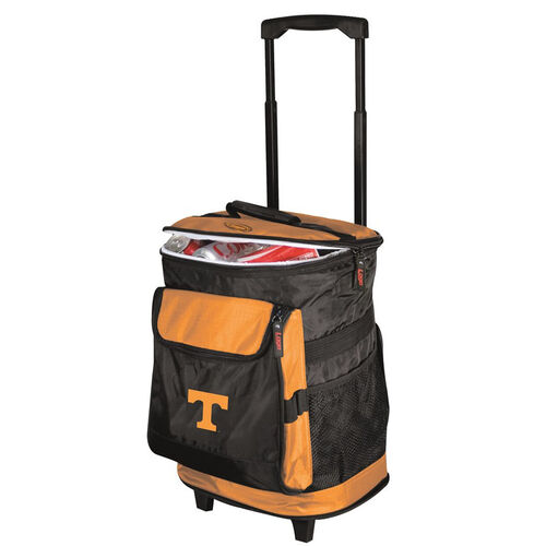 University of Tennessee Team Logo Rolling Cooler