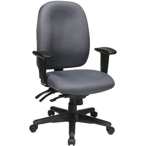 Our Work Smart Ergonomic High Back Chair with Ratchet Back Adjustment is on sale now.