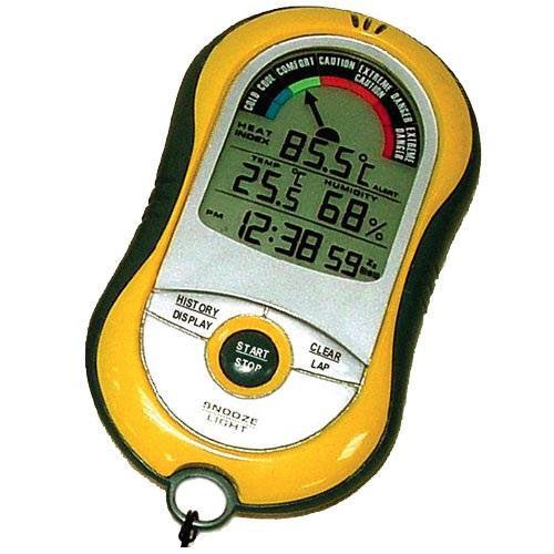 SkyScan® Ti-plus Multi-Function Heat Index Warning System