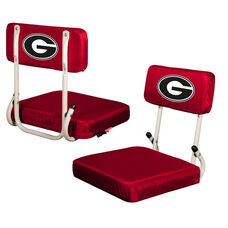 University of Georgia Team Logo Hard Back Stadium Seat