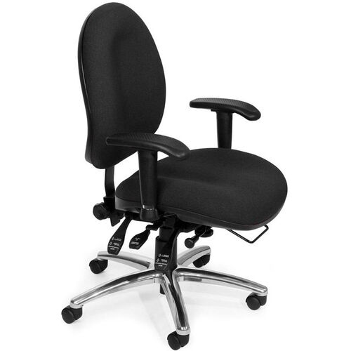 Our 24 Hour Big & Tall Computer Task Chair - Charcoal is on sale now.