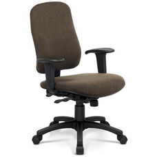 Top Task Chair with High Backrest - Grade B