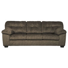Signature Design by Ashley Accrington Sofa in Earth Microfiber